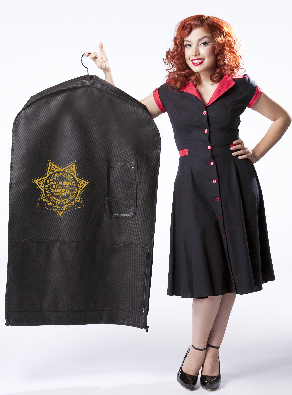 Custom Western Sheriffs' Association Bag